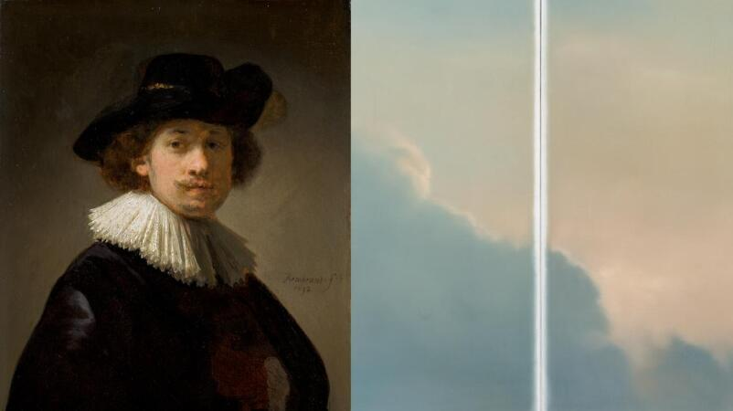 Rewriting the Rule Book from Rembrandt to Richter