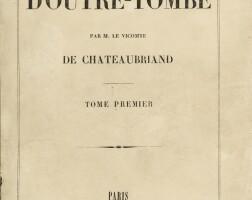 22. Chateaubriand, François-Auguste-René