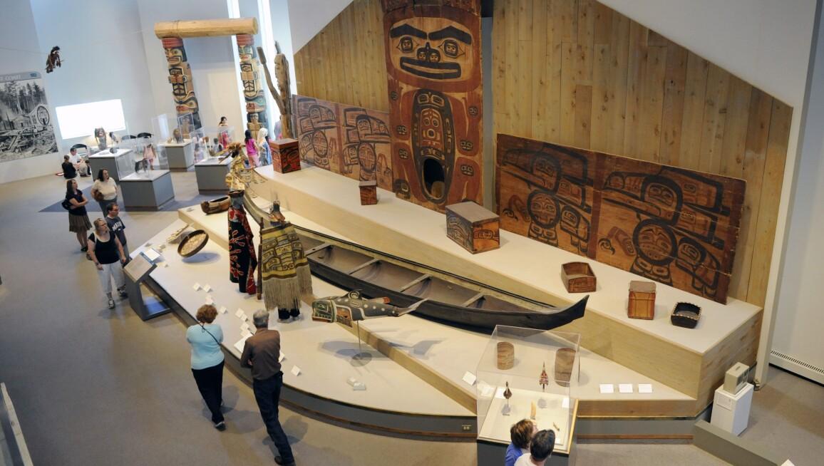 Interior View, Denver Art Museum