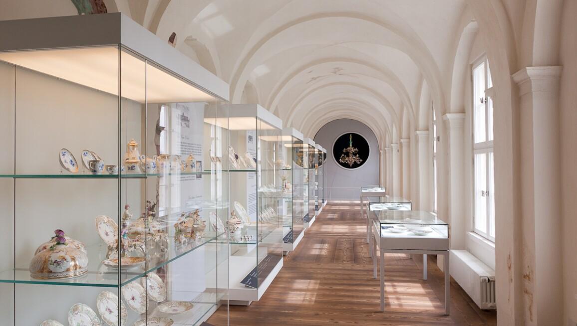 Interior view, Schloss Köpenick