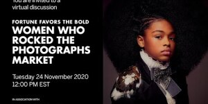 Fortune Favors the Bold: Women Who Rocked the Photographs Market