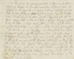 194. mendelssohn bartholdy, felix. fine autograph letter signed to the publisher kistner