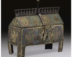 11. french, limoges, 13th century