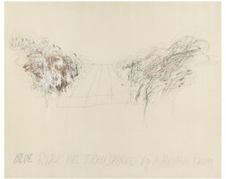 56. Cy Twombly