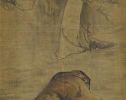 2512. 高其佩 1672-1732 | 臥虎