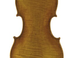 10. a violin netherlands, early 18th century