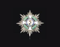 16. roumania, royal house order, type i, circa 1935