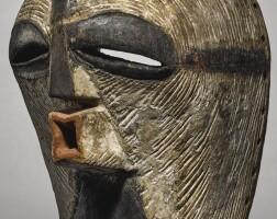 116. songye mask, democratic republic of the congo