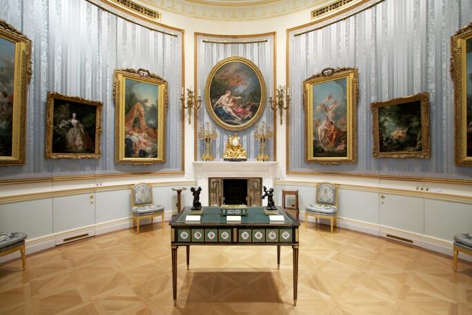 Wallace Collection, Interior