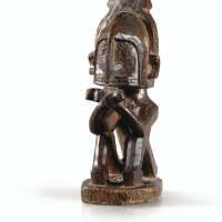 80. statue, aire korvar, île de kurudu, baie de geelvink, province papua, indonésie