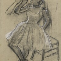 113. Edgar Degas