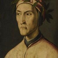 1. 佛羅倫薩畫派,約1530年 | 《但丁·阿利吉耶里半身像(1265-1321年)》