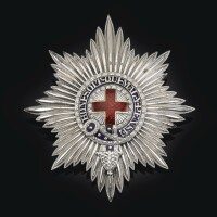 25. great britain, the most noble order of the garter  