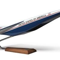 35. x-30 national aerospace plane model