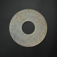 27. disque en jade, bi début de la dynastie des han occidentaux