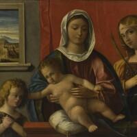 116. Circle of Giovanni Bellini