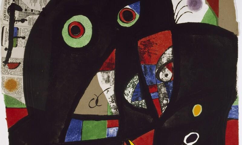 Joan Miró. Gaudí XX, 1979 . Fundació Joan Miró.jpg