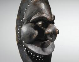 50. masque, kanak, nouvelle-caledonie