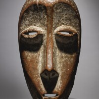 120. lega mask, democratic republic of the congo