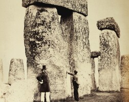 32. james, plans and photographs of stonehenge, 1867