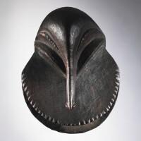 6. hemba spirit mask,democratic republic of the congo