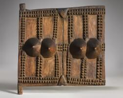 4. dogon granary shutter, mali