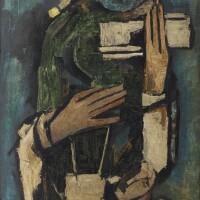15. Maqbool Fida Husain