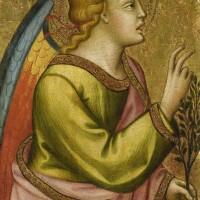 102. andrea di bartolo | angel of the annunciation