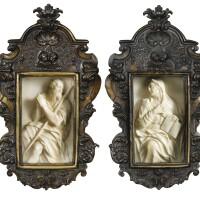 26. italian, 18th centurysaint anne and saint joseph,  