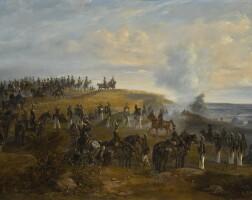 3. otto gottlieb schwarz | manoeuvres near pavlovskoe, 3 august 1846