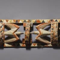 110. frieze for malagan ceremony, new ireland