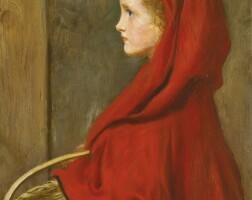 10. Sir John Everett Millais, P.R.A.