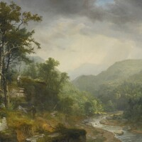 86. Asher Brown Durand