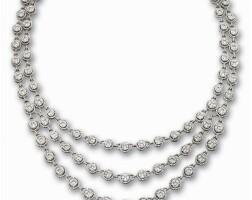 1009. diamond necklace