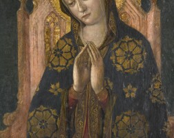 108. school of the veneto, end of the 15th century | madonna and child