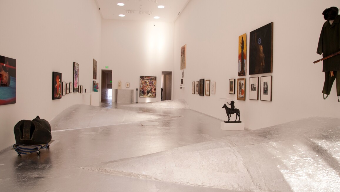 Exhibition view of Experience 05: FAME, 2013