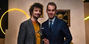 When the Drummer Met the Art Dealer: Fabrizio Moretti x  Fabrizio Moretti | In Passing