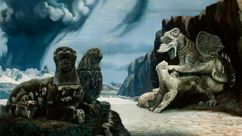 Carel Willink's Mysterious World of Magic Realism