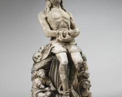 7. northern french, circa 1500, | manof sorrows