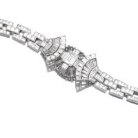 482. diamond bracelet, circa 1950