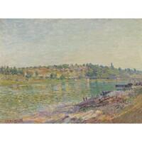 4. Alfred Sisley
