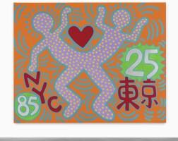 23. Keith Haring