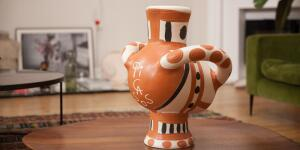 The Ceramics Inspired by Picasso's Friends and the Mythical Côte d'Azur
