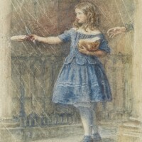 4. Sir John Everett Millais, P.R.A.