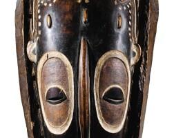 45. masque, guro, côte d'ivoire |