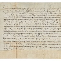 6. the will of john kellet, barber-surgeon of london, in english; dated 30 august 1537; proved 24 april 1540