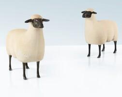 25. françois-xavier lalanne | two moutons de pierre