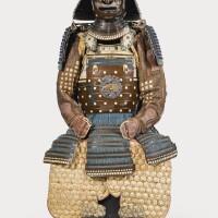 13. a nuinobe-do gusoku[armour] edo period, 18th century |