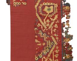 26. two şarkışla carpet fragments, east anatolia, sivas province