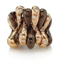 505. diamond ring 'gocce', de grisogono